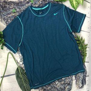 Nike Men's Dri Fit Athletic Shirt Size 2XL